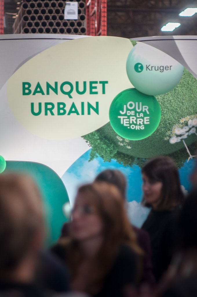 Banquet urbain Kruger